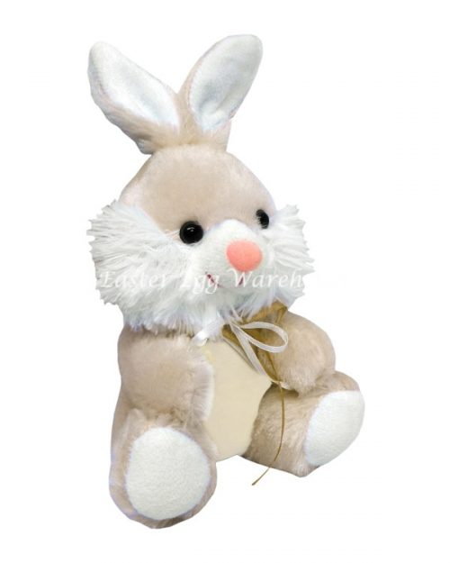 Brown Easter Bunny 16cm