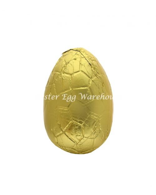 Milk Chocolate Egg 100g - Assorted Colours