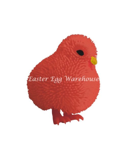 Flashing Cushy Chicken Coral 7cm