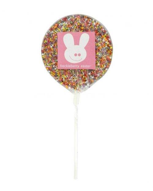 Freckleberry Milk Chocolate Freckle Lollipop 60g