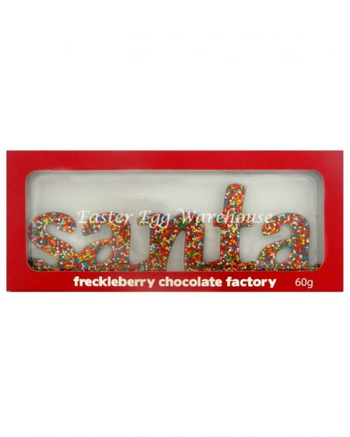 Freckleberry Freckle Word - Santa 60g