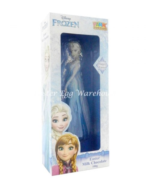 Frozen Elsa Easter Milk Chocolate 100g
