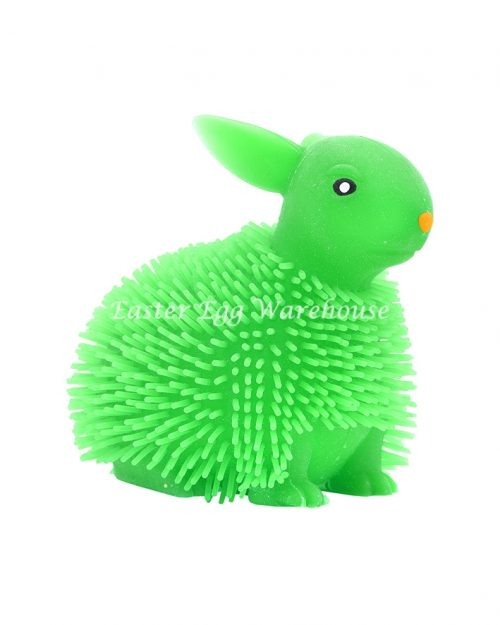 Green Squishy Bunny Toy