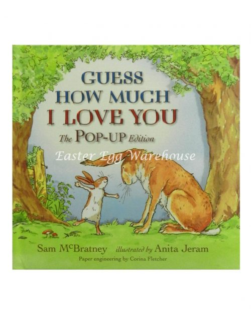 Guess How Much I Love You Pop Up Book