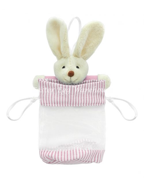 Bunny Lolly Bag Pink