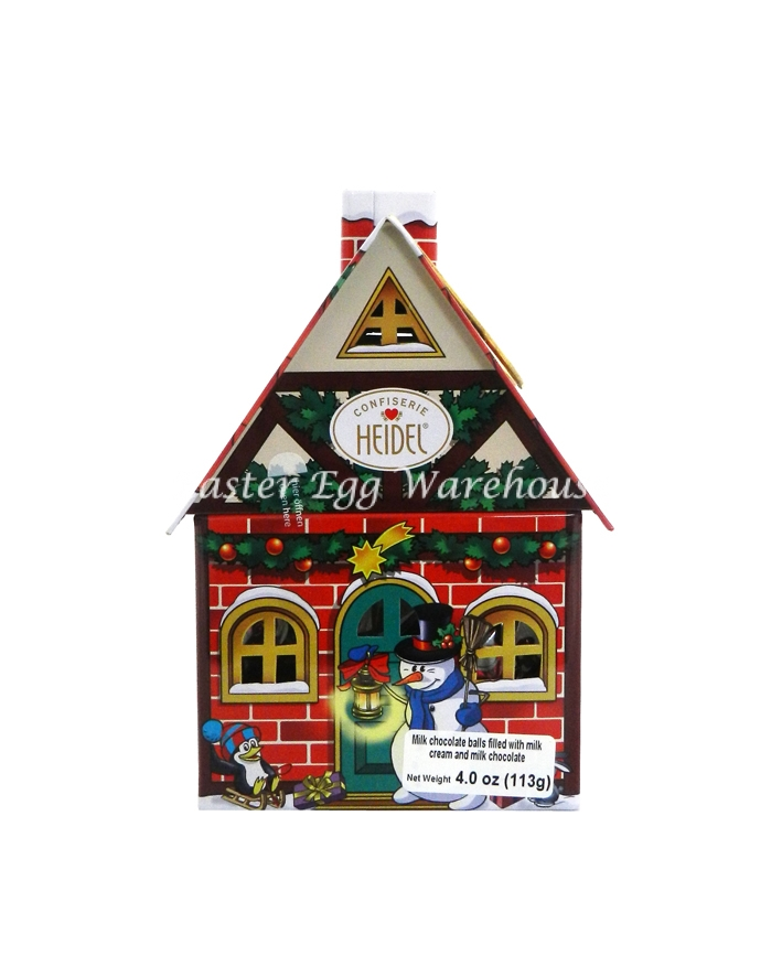 Heidel Christmas with Friends Cottage Tin 113g