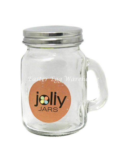 Small Candy Jar with Handle 8cm