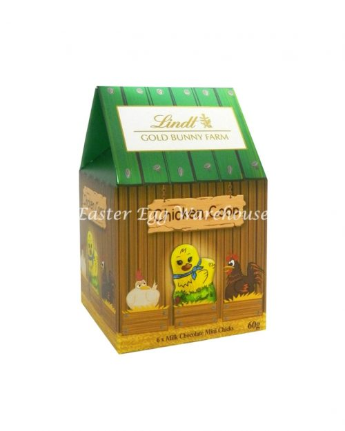 Lindt Gold Bunny Farmland - Chicken Coop 60g