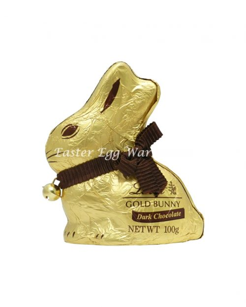 Lindt Gold Bunny Dark 100g - $4.99 on Line ($4.50 In Store Special)