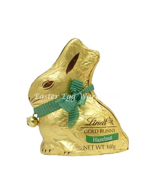 Lindt Gold Bunny Hazelnut 100g - $4.99 on Line ($4.50 In Store Special)