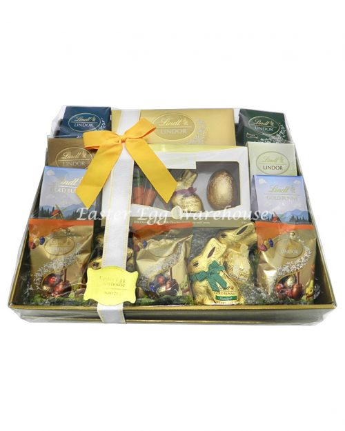 Lindt Deluxe Gold Tray 1720g