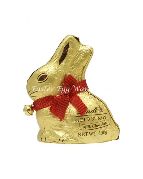 Lindt Gold Bunny Milk 100g - $4.99 on Line ($4.50 In Store Special)