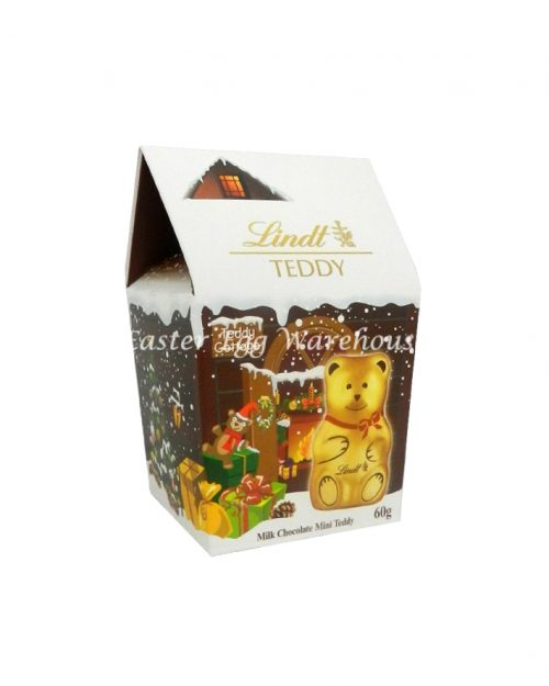 Lindt Christmas Village Teddy 60g