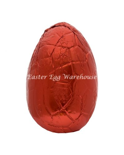 Milk Chocolate Egg 250g - Assorted Colours