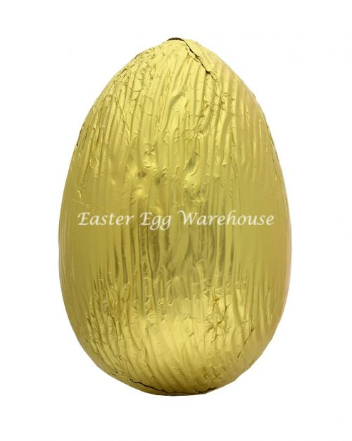 Milk Chocolate Egg 300g - Assorted Colours