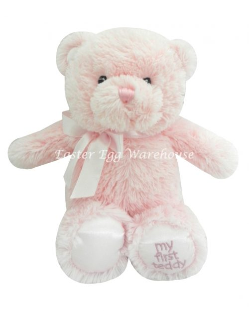 My first Teddy Bear - Pink 20cm