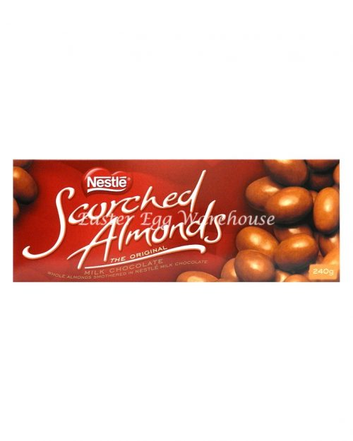 Nestle Scorched Almonds 240g