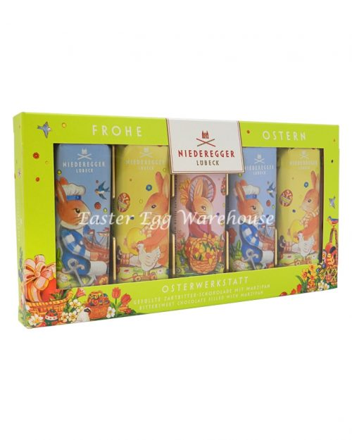 Niederegger Chocolate Bars Filled with Marzipan 175g