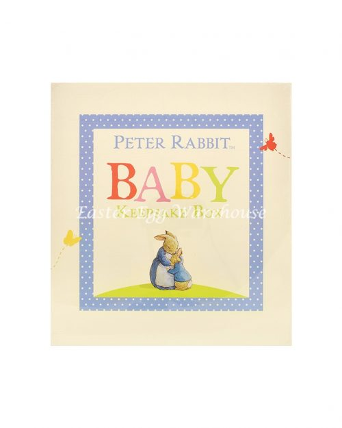 Peter Rabbit Baby Keepsake Box