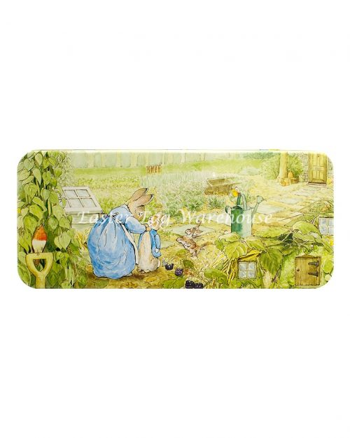 Peter Rabbit Deep Rectangle Tin