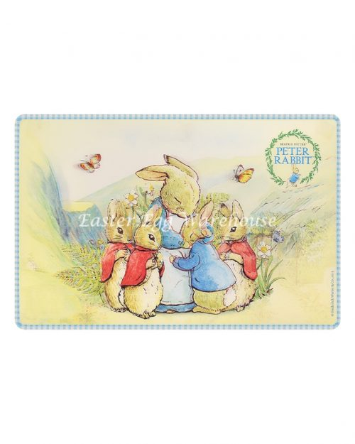 Peter Rabbit Lenticular Place Mat