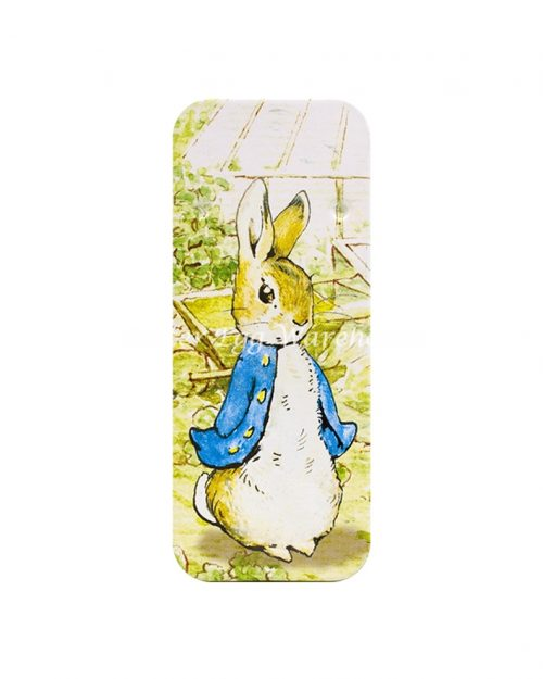 Peter Rabbit Standing Small Slider Tin