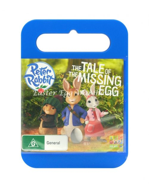 Peter Rabbit - The Tale of the Missing Egg DVD