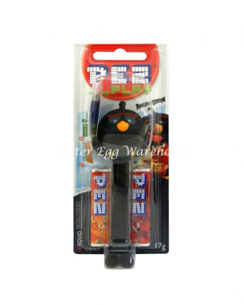Pez Dispenser Bomb Angry Bird 17g