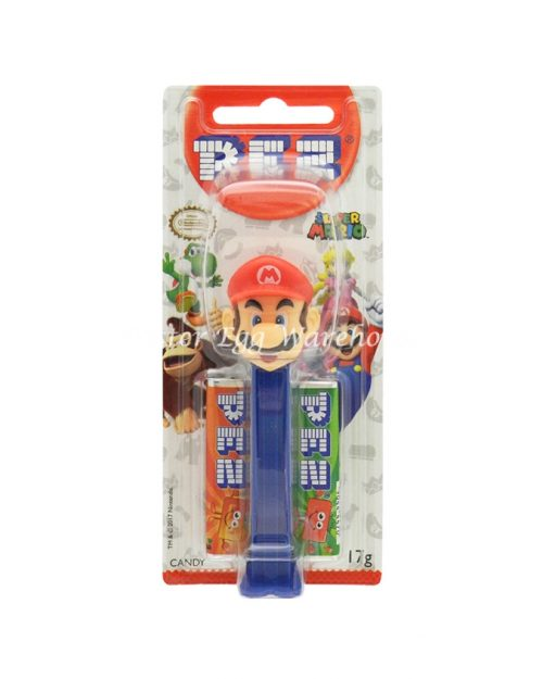 Pez Dispenser Mario 17g