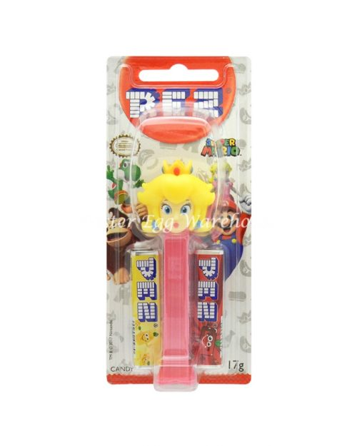 Pez Dispenser Princess Peach 17g