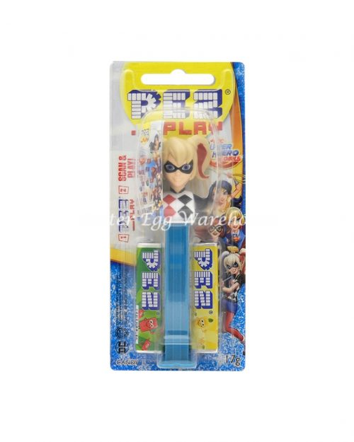 Pez Dispenser Super Hero Girls - Harley Quinn 17g