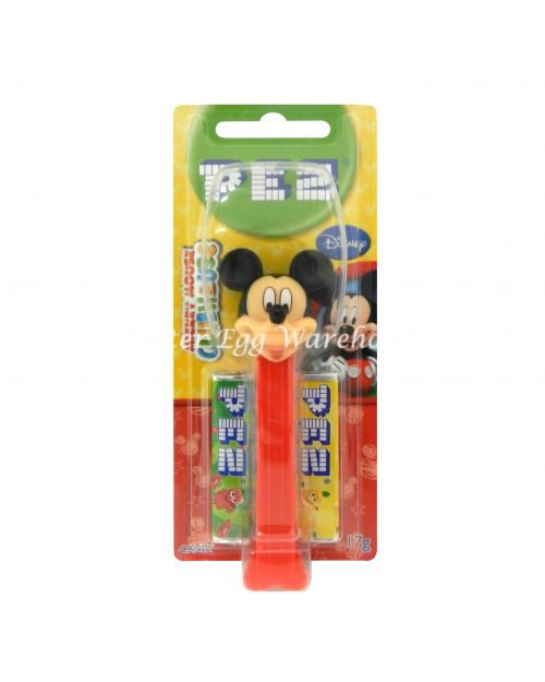Pez Dispenser Disney Mickey Mouse 17g
