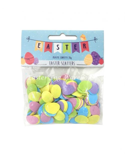 Confetti Easter Egg Scatters - 20g