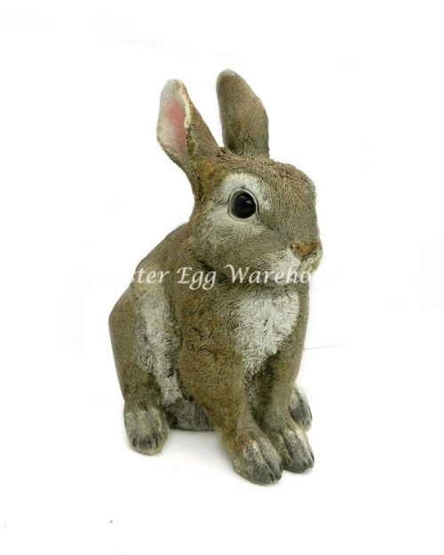 Sitting Rabbit 23cm