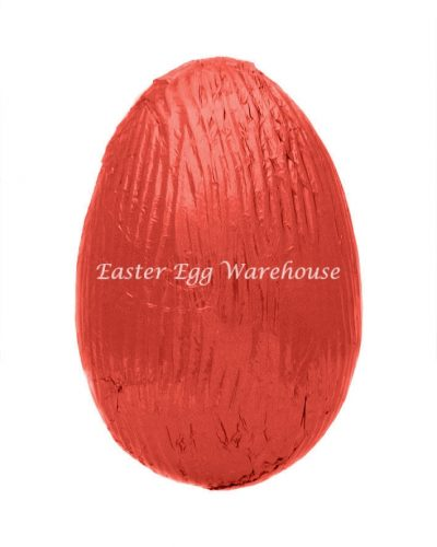 Milk Chocolate Egg 500g - Assorted Colours