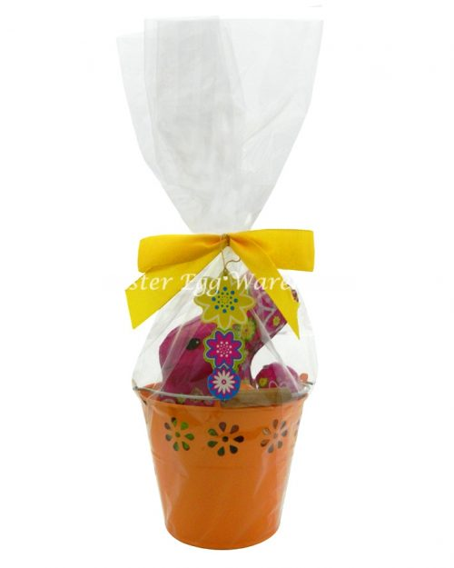Riegelein Easter Bunny & Eggs Bucket 232g