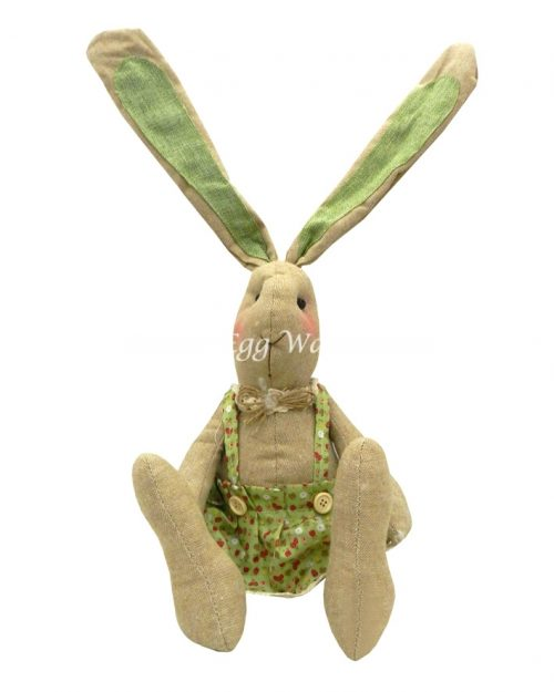 Sitting Fabric Bunny 56.5cm - Female