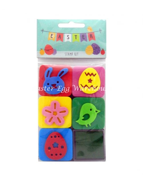 Easter Foam Stamper Kit 6pk