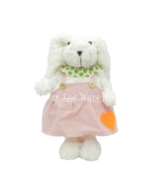 Standing Fabric Bunny Female 27cm