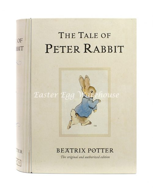 The Tale of Peter Rabbit Book Tin