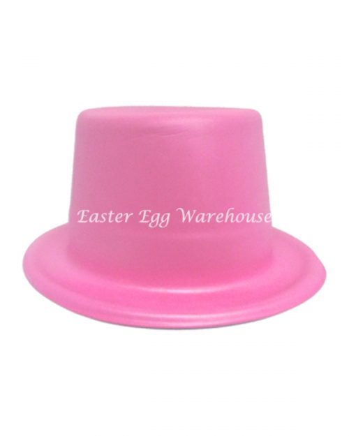 Easter Foam Top Hat - Pink