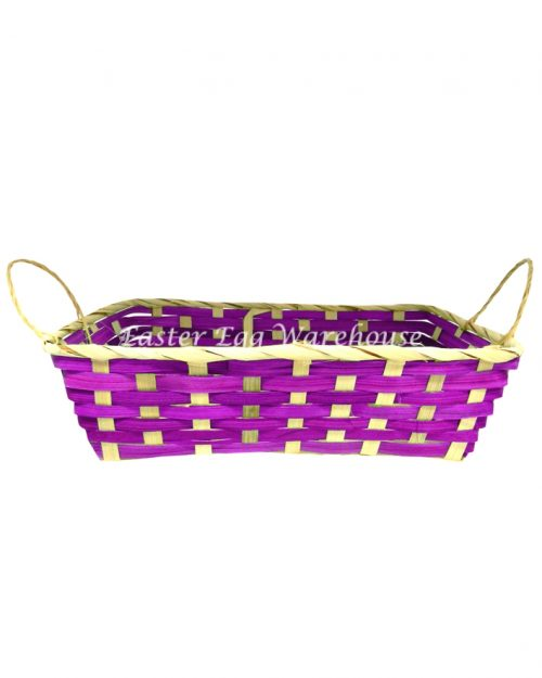 Rectangle Basket - Assorted Colours