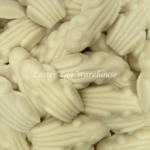 White Chocolate Frogs 500g