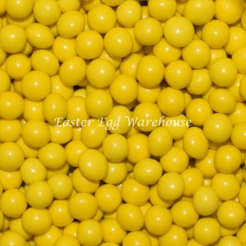 Yellow Chocolate Pearls 1kg