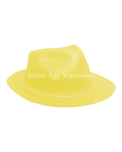 Easter Foam Cowboy Hat - Yellow