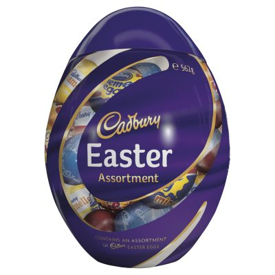 Cadbury Easter Assortment 562g-1