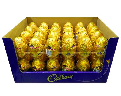 Cadbury Cranchie Eggs 48 x 110g