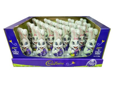 Cadbury Milk Chocolate Bunny 23 x 150g