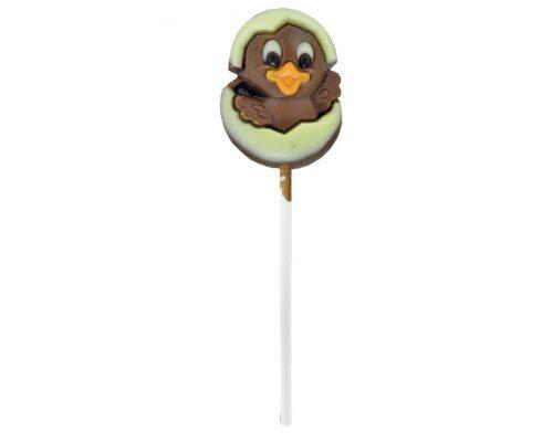 Chicken In Egg Lollipop Milk Chocolate 15g
