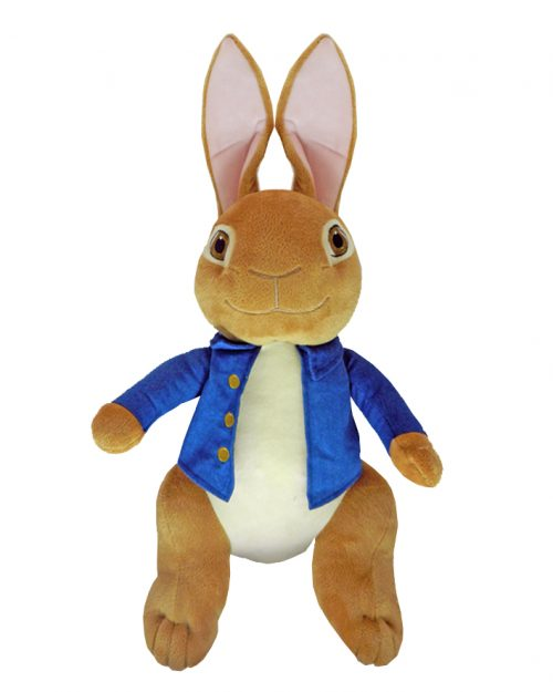 Peter Rabbit Blue Jacket / Gold Stitched Buttons